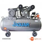 Máy bơm hơi - Máy nén khí piston 2HP 1 cấp Jaguar EV65H100-Dung tích 90L
