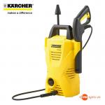 Máy rửa xe gia đình KARCHER K2 Basic giá rẻ