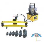 Máy uốn ống thủy lực bơm điện HHW-2D/3D/4D
