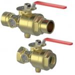 Van kiểm tra và xã cho hệ sprinkler ( test and drain valve ) chứng nhận UL-FM