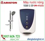 Tắm đông không lạnh với Máy nước nóng trực tiếp Vero, thương hiệu Ariston