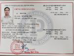 Đào tạo AN TOÀN LAO ĐỘNG THEO THÔNG TƯ 27-lh:0976322302