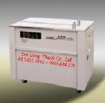 Máy ĐAI Niềng thùng JN-740 CHALI TAIWAN, máy ĐÓNG ĐAI thùng carton bán tự động