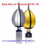 Kim thu sét Stomaster - ESE 15, Stomaster - ESE 30, Stomaster - ESE 50, Stomaster - ESE -60 tại Đà Nẵng