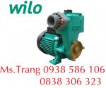 Máy bơm nước hút chân không đẩy cao WiLo PW-175E