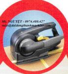 DỤNG CỤ NIỀNG ĐAI NHỰA DÙNG ĐIỆN hàn nhiệt Đài Loan, máy xiết đai nhựa