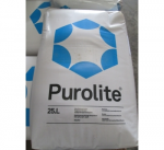 Hạt nhựa Cation làm mềm nước Purolite C100
