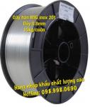 Dây hàn MIG inox 201 dày 0,8mm RẺ NHẤT Việt Nam