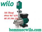 Bơm tăng áp biến tần Wilo Đức PBI- L803EA