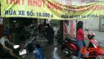 Mở tiệm rửa xe máy ô tô - Đầu tư thu lợi nhuận cao năm 2017