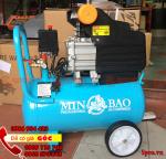 Máy nén khí, máy bơm hơi mini MINBAO loại có dầu và không dầu