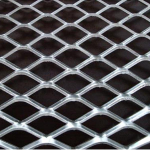 Diamond Expanded Metal Mesh Screen