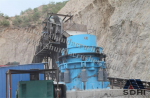 H Series Hydraulic Multi-Cylinder Cone Crusher