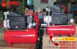 Spro-Máy nén khí mini, máy bơm hơi gia đình giá rẻ - Chất lượng