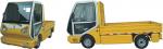 Xe điện chở hàng 1.5 tấn