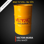 Dầu thủy lực cao cấp Vector Akara Hydraulic VG 68