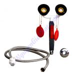 Vòi rửa mắt khẩn cấp WH 208 ( SUS 304 )