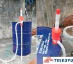 Bơm tay hóa chất Hàn Quốc (pump chemical)