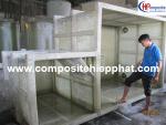 Bồn chứa nước thải bằng composite