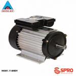 Mô tơ động cơ điện Hồng Ký HKM1.114MDY 1 pha công suất 1HP