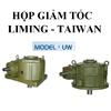 HỘP GIẢM TỐC  LIMING - TAIWAN - UW ( CUNG CẤP CO & CQ ) hung dong phat
