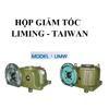 HỘP GIẢM TỐC LIMING - TAIWAN - VOM ( CUNG CẤP CO & CQ ) hung dong phat
