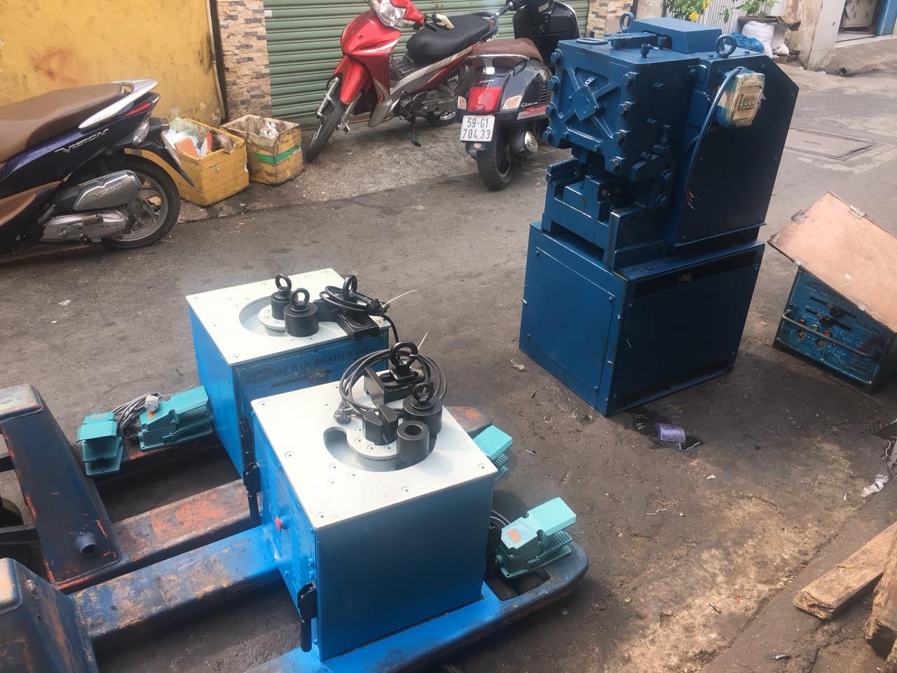 máy uốn sắt 25 bán sửa chữa và cho thuê
