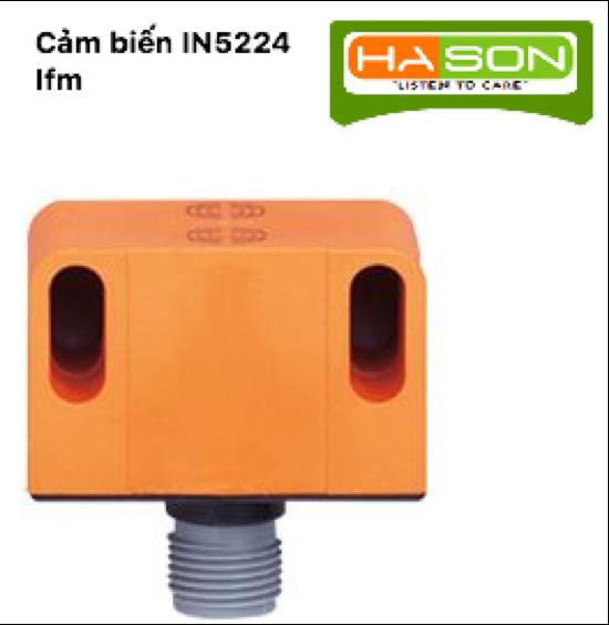 Cảm biến IN5224 IFM