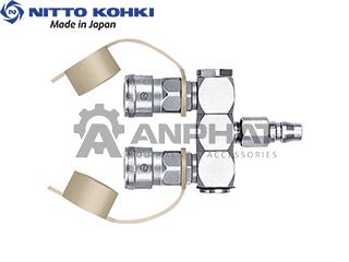 Đầu nối nhanh Nitto Kohki Rotary Line Cupla