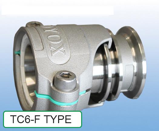 Đầu nối nhanh Toyox TC6-F