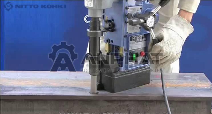 Máy khoan từ tự động Nitto WA-5000