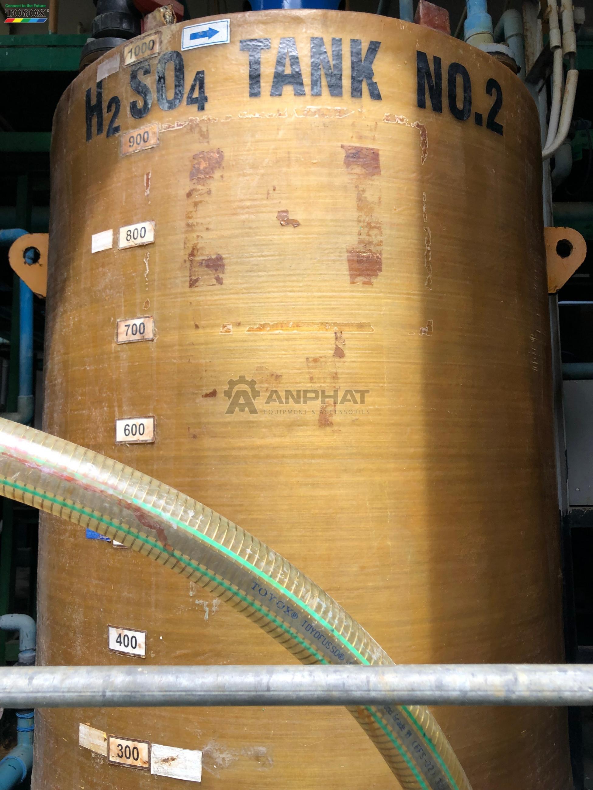 Ống dẫn hóa chất công nghiệp Toyofusso-S
