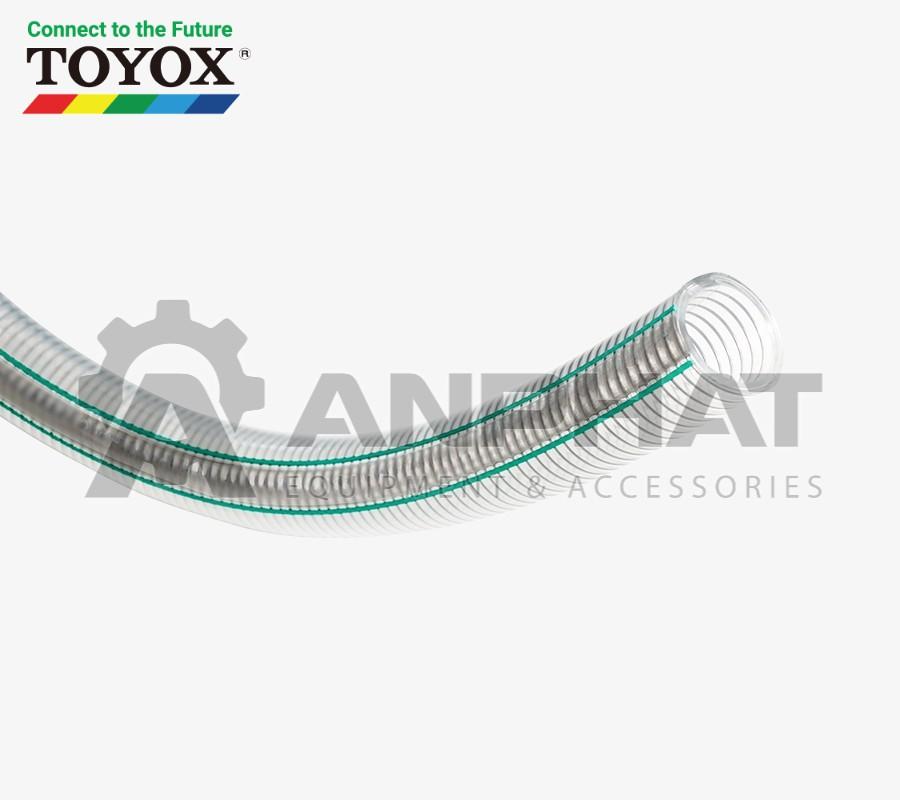 Ống nhựa dẫn hóa chất Toyofusso-S