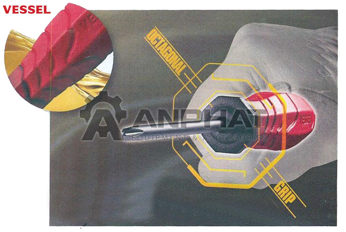 Tô vít Vessel No.400A Sự lựa chọn số 1 trong ngành cơ khí
