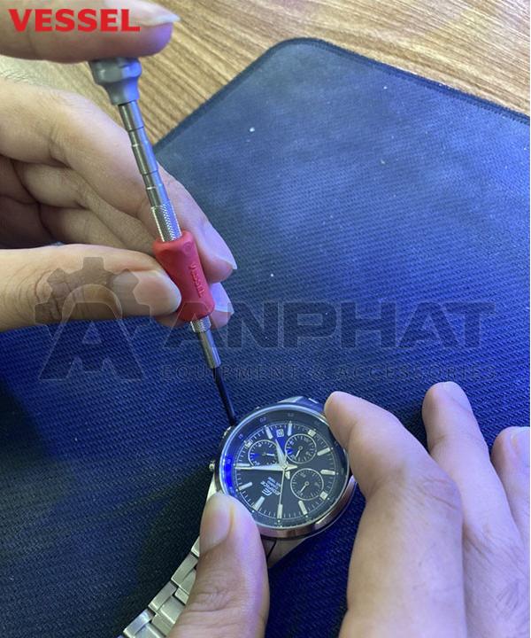 Tuốc nơ vít chuyên sửa chữa đồng hồ No.TD-51