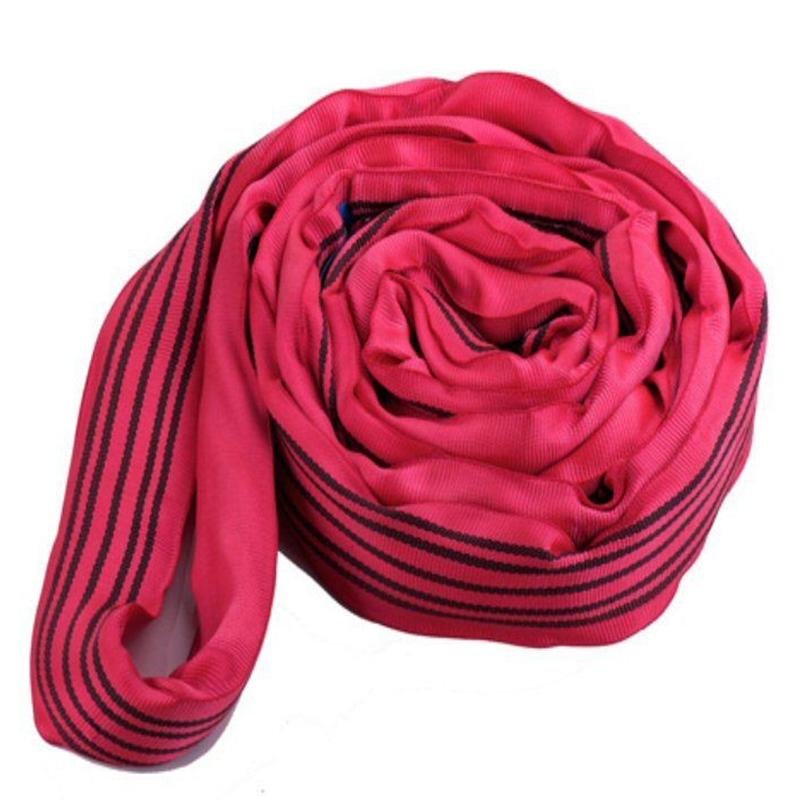 Dây cáp vải bản tròn 5 tấn, dài 8m (Round Sling)