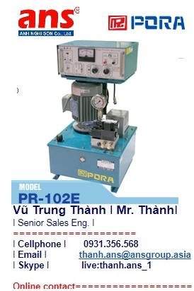 THIẾT BỊ KIỂM SOÁT VI TRÍ Pora Vietnam PR-102E