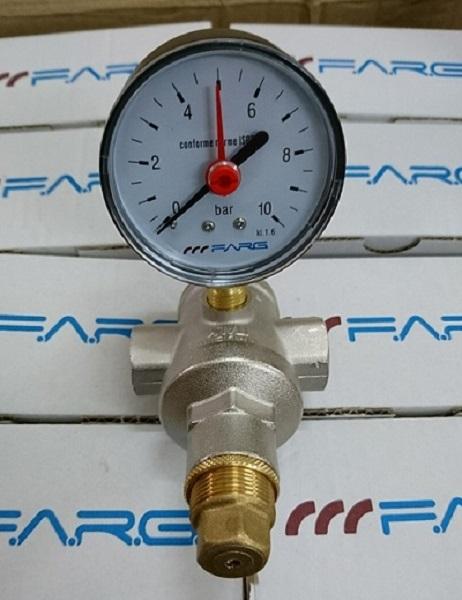 Van giảm áp dùng cho nước
