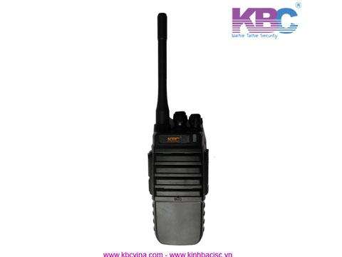 Máy bộ đàm cầm tay KBC PT-U100 chính hãng