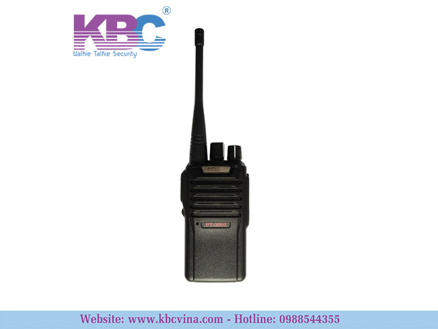 Máy bộ đàm KBC PT-3000
