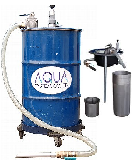 Máy lọc dầu  APDQO-FS i - Hệ thống lọc dầu Aquasystem