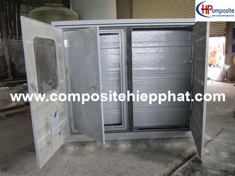 Vỏ tủ điện composite FRP