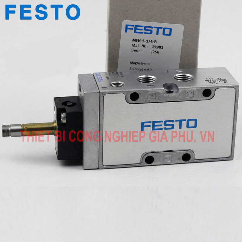 Van Festo MFH-5-1/4-B