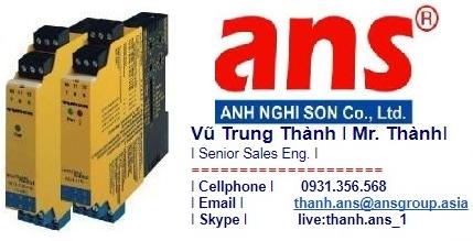 Bộ khuếch đại chuyển mạch cách ly MK15-12EX0-PN/24VDC Turck Vietnam