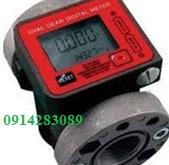 đồng hồ đo dầu điện tử k600/3