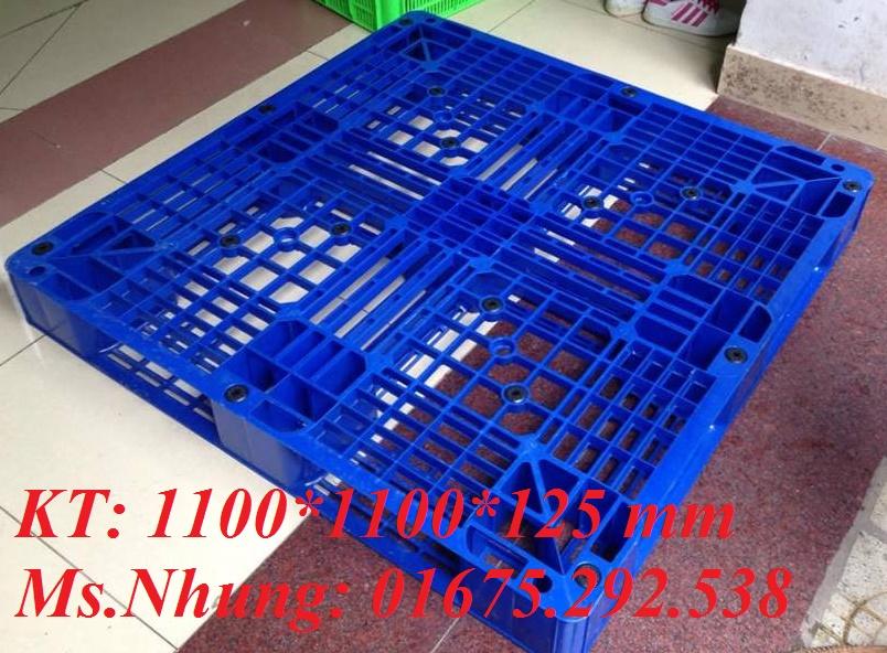 Pallet nhựa mới giá rẻ  LH 01675292538