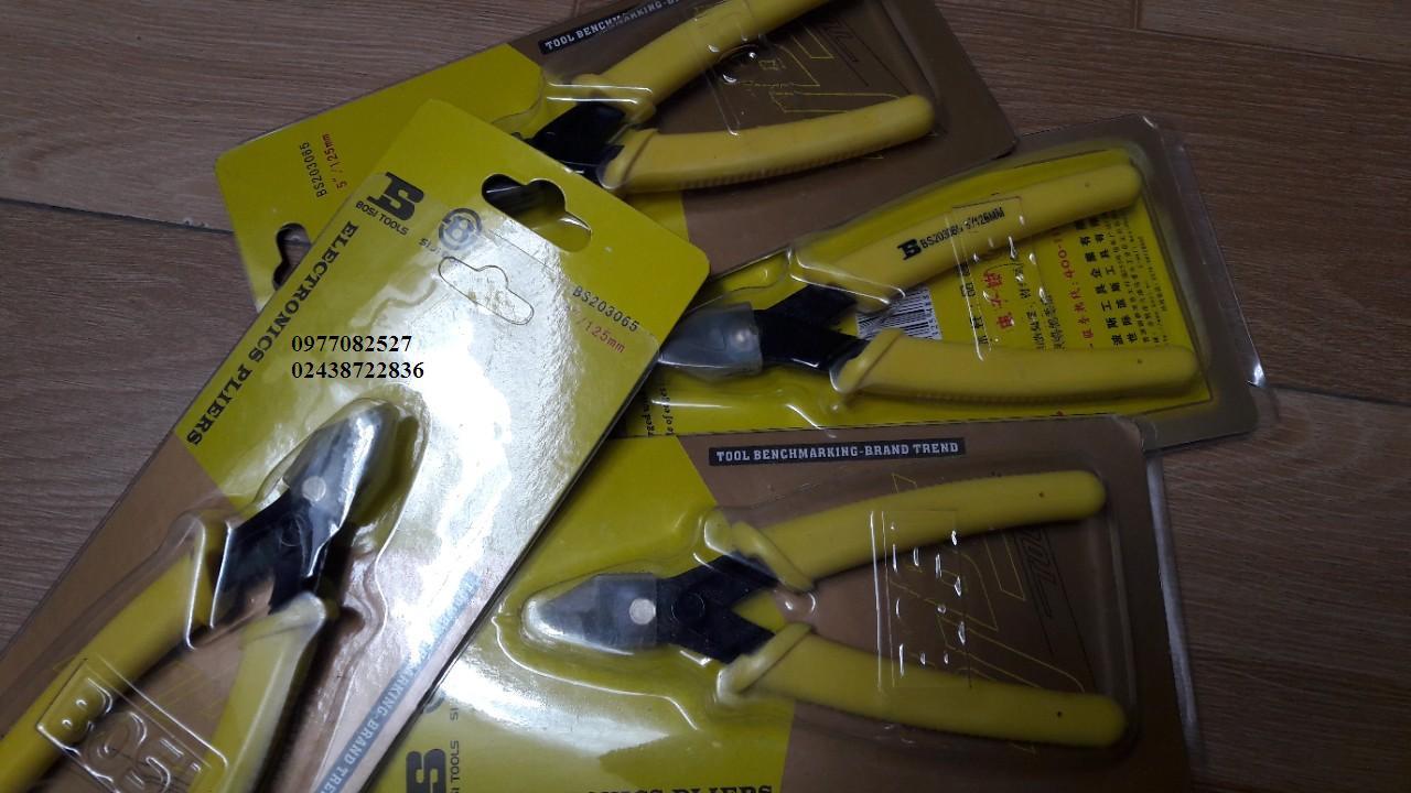 kìm cắt chân linh kiện BS203065