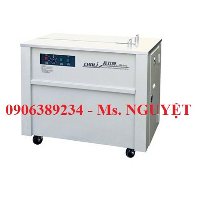 Máy đai Niềng Thùng Carton Chaly JN 740 giá tốt tại Hà Nội
