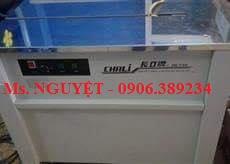 Máy đóng đai thùng Chali JN-740 giá tốt tại Hà Nội, Đồng Nai, Cần Thơ, Kiên Giang, Hồ Chí Minh