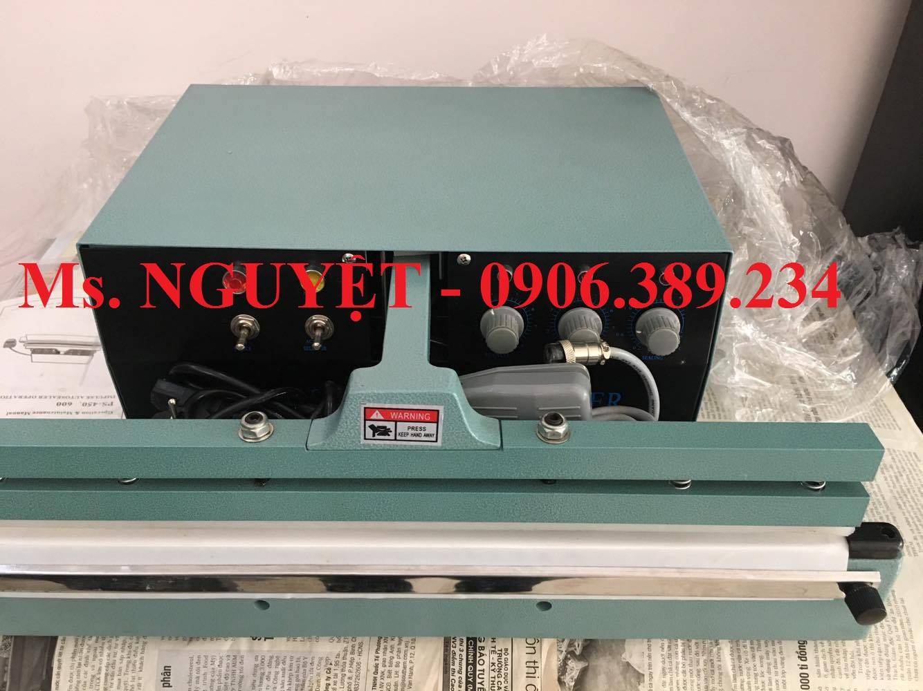 Máy hàn miệng túi tự động PS600 giá tốt tại Long An, Hậu Giang, Bến Tre